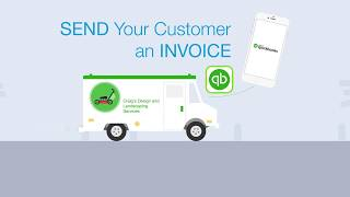 Download Nov 2017: Create an invoice with the QuickBooks Mobile app Video