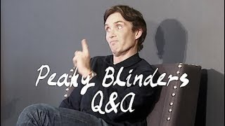 Download CILLIAN MURPHY & STEVEN KNIGHT PEAKY BLINDERS S4 Q&A | VLOG | Andini Ria ♡ Video