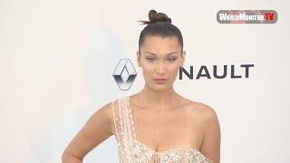 Download Bella Hadid, Nicki Minaj, David Beckham amfAR Gala Cannes 2017 Arrivals Video