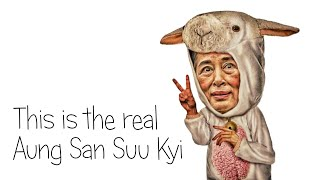 Download This is the real Aung San Suu Kyi. Video