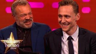 Download Graham Norton LOVES Tom Hiddleston Video