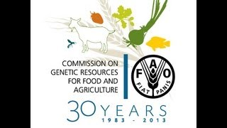 Download 30 Years of the Commission on Genetic Resources for Food and Agriculture - a compilation Video
