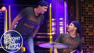 Download Will Ferrell and Chad Smith Drum-Off Video