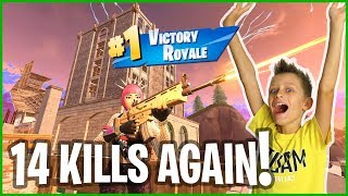 Download Tilted Landing 14 Kills Victory Royale! Video