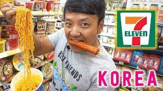 Download BRUNCH at 7-ELEVEN in Seoul South Korea Video