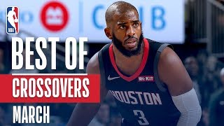 Download NBA's Best Crossovers | March 2018-19 NBA Season Video