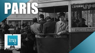 Download Vues de Paris en 1946 | Archive INA Video