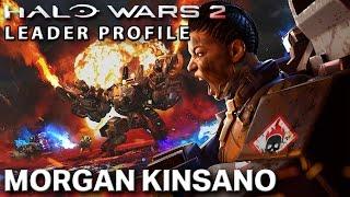 Download Leader Profile: Morgan Kinsano - Halo Wars 2 Video