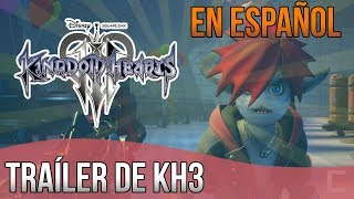 Download KINGDOM HEARTS III EN ESPAÑOL– D23 Expo Japan 2018 Monsters, Inc. Trailer Video