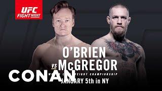 Download Conan Is Part Owner Of UFC - CONAN on TBS Video
