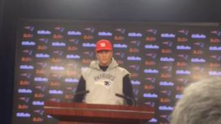 Download Tom Brady On Rob Gronkowski's Injury Video