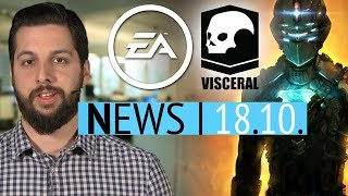 Download EA schließt Visceral Games - Activision patentiert Microtransaction-Matchmaking - News Video