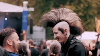Download Wave-Gothik-Treffen 2017 Video