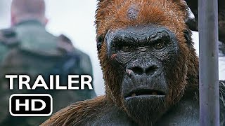 Download War for the Planet of the Apes Official Trailer #4 (2017) Action Movie HD Video