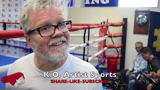 Download ″90% PEOPLE I TELL SAY IM WRONG!″ ROACH PREDICTS CANELO VS GGG! Video