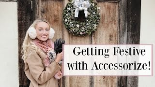 Download Getting Festive with Accessorize! Opening Blogger Christmas Gifts! + GIVEAWAY! | AD Video
