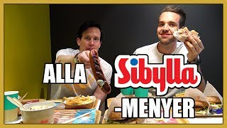 Download Försök på HELA Sibyllas Meny Video