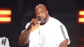 Download 2019 NBA Awards - Opening Monologue   Shaquille O'Neal Video