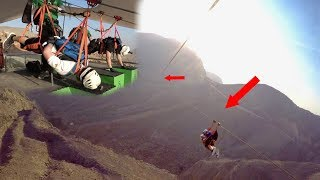 Download World's Largest ZipLine! Video