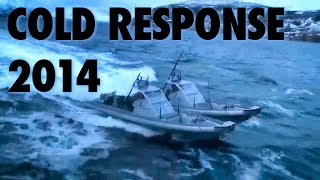 Download Fighting the freeze: Cold Response 2014 Video