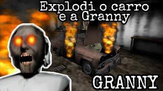 Download VEJA OQUE ACONTECE SE VOCÊ EXPLODI O CARRO JUNTO COM O GRANNY ! Aconteceu algo estranho !?! Video