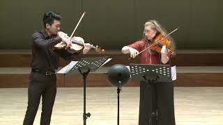 Download Frank Bridge(1879-1941): Lament for Two Violas / 布瑞基:哀歌,給兩把中提琴 Video