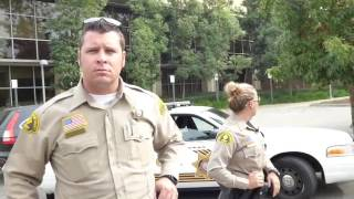 Download 1st Amend Audit Chino Hills PD, Deputy annoyed by our lack of conversation Video