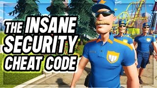 Download Planet Coaster : SECURITY MAYHEM CHEAT CODE?! Video