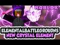 Download CRYSTAL | ELEMENTAL BATTLEGROUNDS | ROBLOX Video