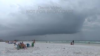 Download Tropical Storm Colin, Flooding Rains, Sarasota, FL - 6/5/2016 Video