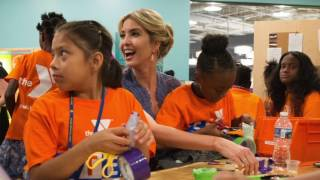 Download Secretary DeVos & Ivanka Trump: The Importance of Girls in STEM Video