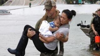 Download Hurricane Harvey: Ordinary American heroes inspire Video