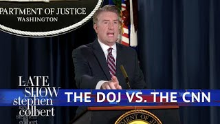 Download The Justice Department Can't Stand CNN Video