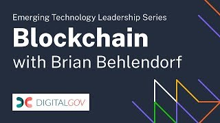 Download Emerging Technology Leadership Series: Brian Behlendorf and Blockchain Video