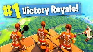 Download WE FINALLY GOT IT TO WORK! Fortnite Battle Royale (Funny Moments) Video
