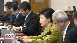 Download President Park officially appoints health minister, chief state auditor, prosecutor general Video