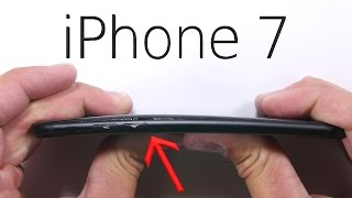 Download iPhone 7 Scratch test - BEND TEST - Durability video! Video