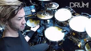 Download Gear Tour: Shakira Drummer Brendan Buckley's Massive Electronic/Acoustic Hybrid Drum Set Video