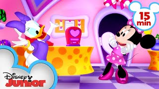 Download Bow-Toons Compilation! Part 3 | Minnie's Bow-Toons | Disney Junior Video