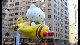 Download Macy's Thanksgiving Day Parade Balloons 2013, NYC Video