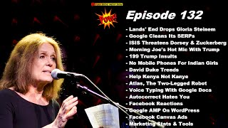Download Land''s End Drops Gloria Steinem, Google Removes Ads - Beyond Social Media Show #132 Video