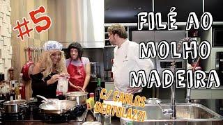 Download CDMB #5 - Filé ao Molho Madeira Video