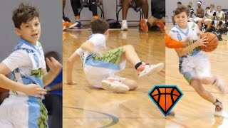 Download 5'2 7th Grader Gets Crossed & Responds By Getting BUCKETS!! Video