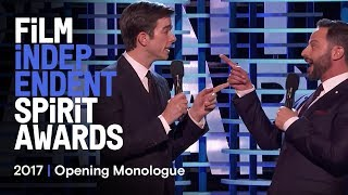Download Nick Kroll & John Mulaney's Opening Monologue at the 2017 Film Independent Spirit Awards Video