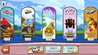Download Angry Birds Go all Track Gameplay Android / iOS Video