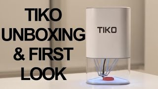 Download Tiko 3D Printer Unboxing & First Impressions Video