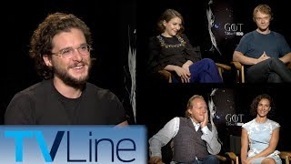 Download Game of Thrones Stars' Hilarious Fan Encounters! | TVLine Video