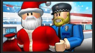 Download SANTA WAS ARRESTED?! ( A Roblox Jailbreak MOVIE) Video
