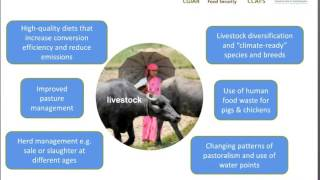 Download Climate-Smart Agriculture: Options for Practices and Systems (part 1) Video