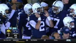 Download Iowa at Penn State - Football Highlights Video